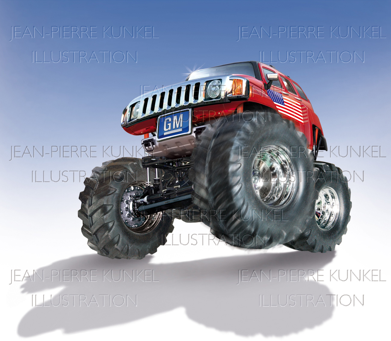 Monstercar