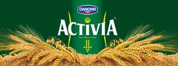 Activia Getreide