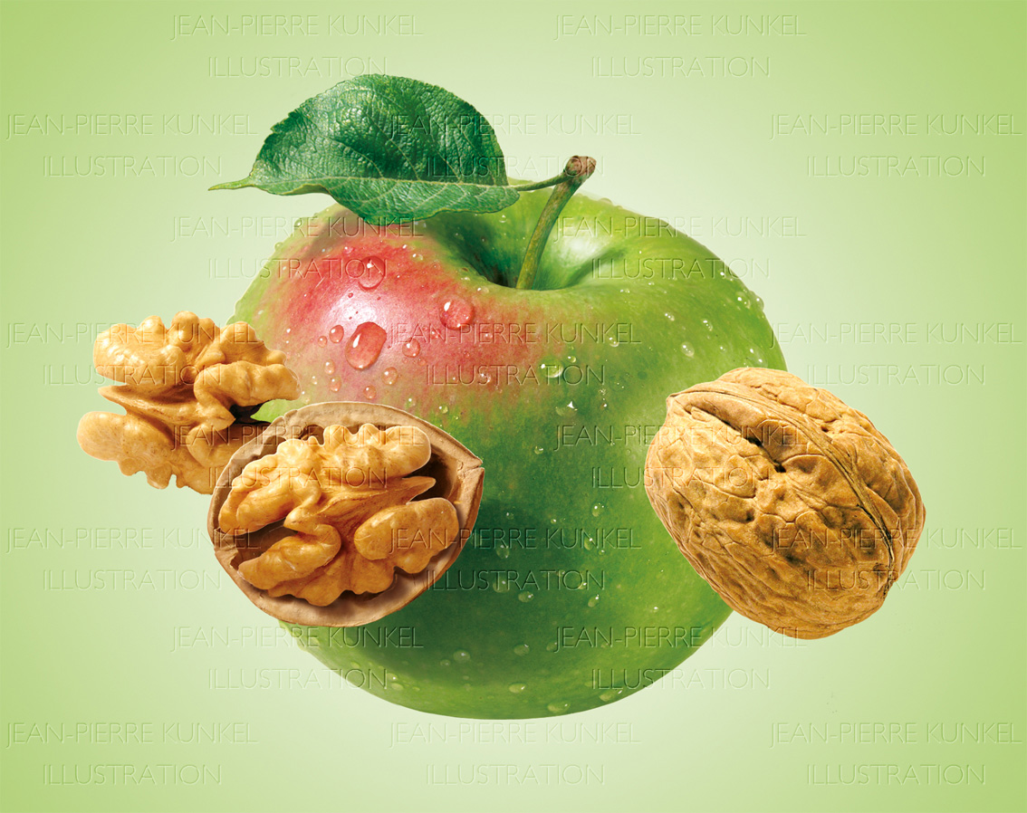Apfel & Walnuss
