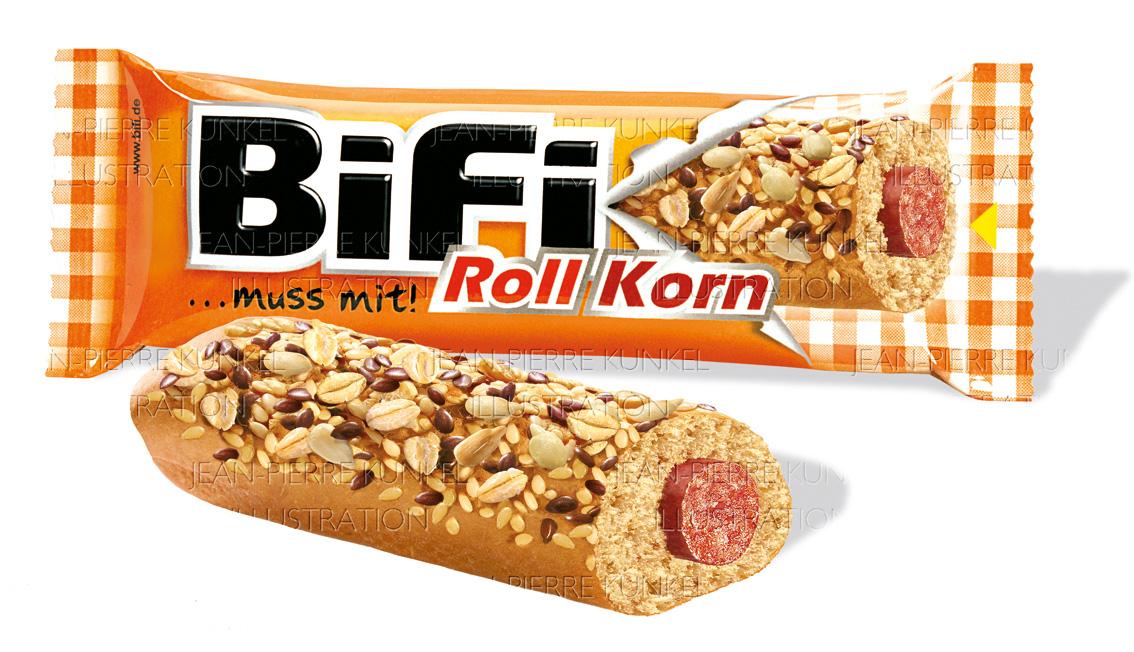 Bifi Roll Korn