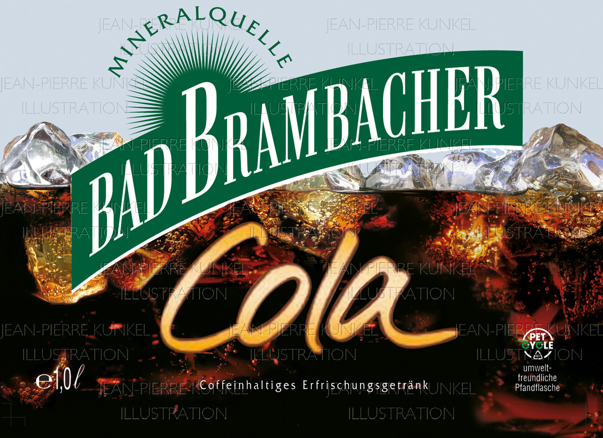Bad Brambacher Cola