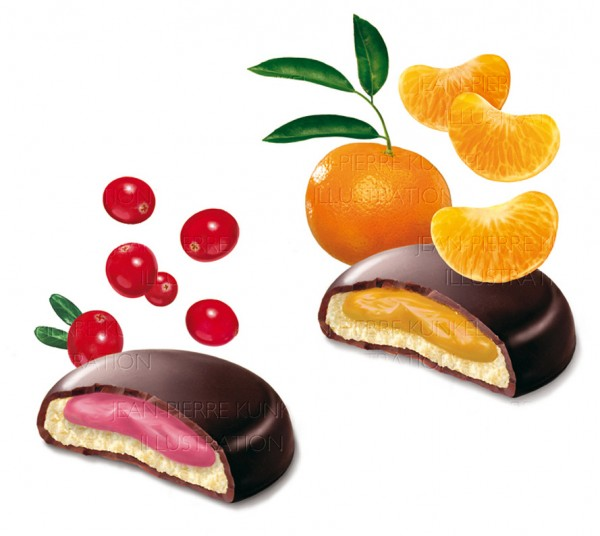 Cranberry & Mandarine