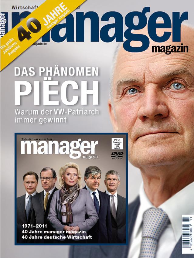 """""""Das Phänomen Piech"""""""