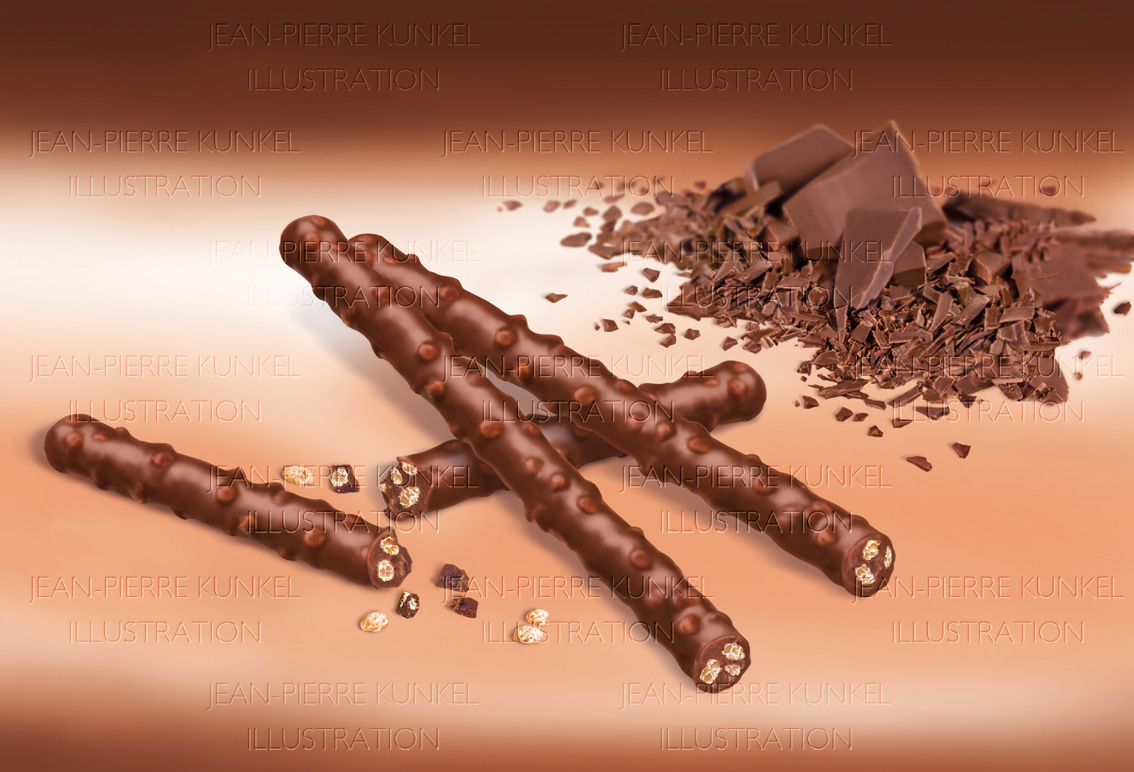 Choclait Sticks
