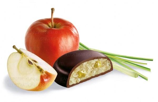 Apfel-Zitronengras