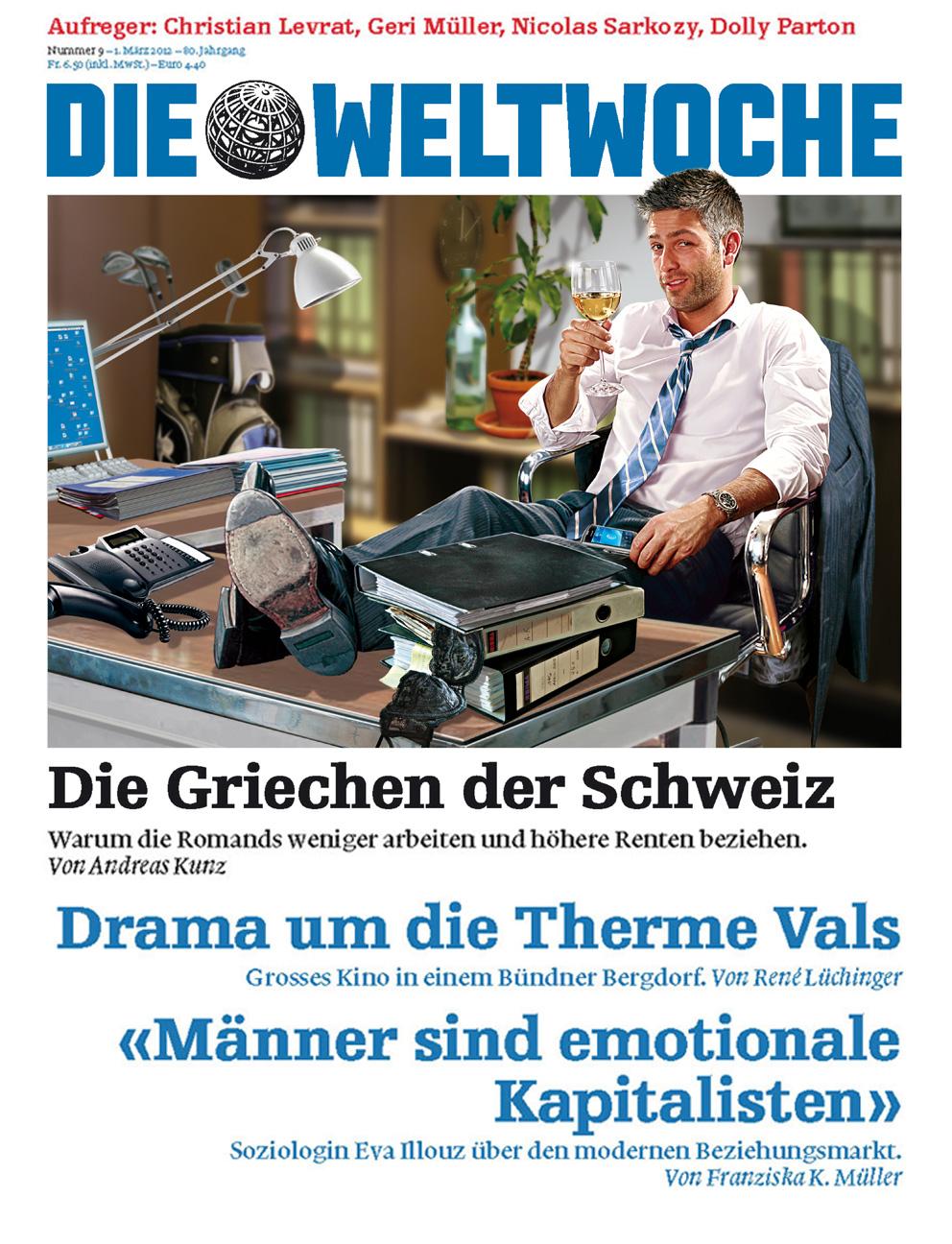 """""""Die Griechen der Schweiz"""""""