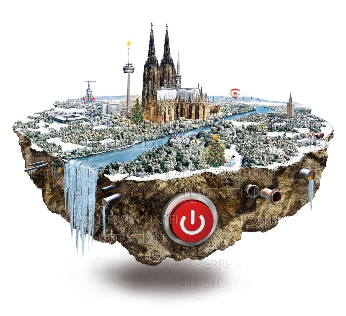 Köln-Insel 2
