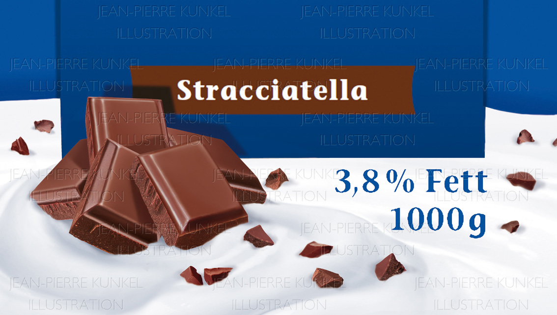 Stracciatella Joghurt