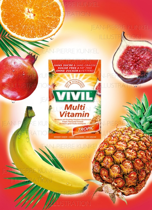 Vivil Multivitamin