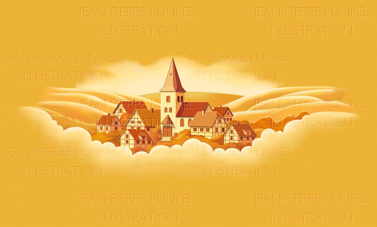Werther's Dorf