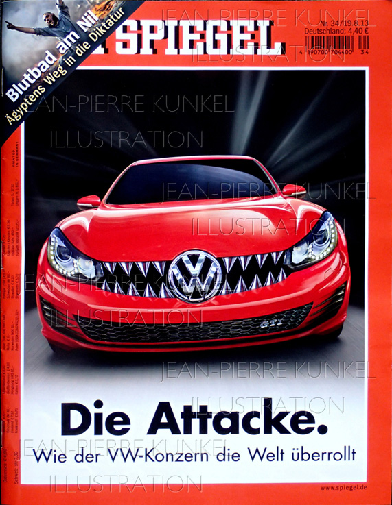 """Die Attacke"""
