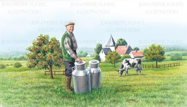 Milchbauer