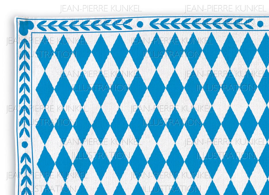 Bayerisches Muster