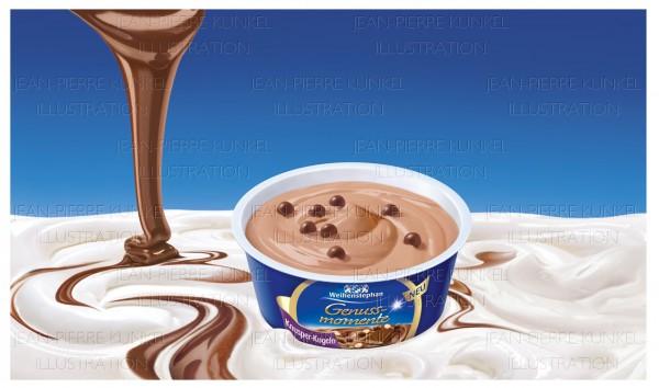Joghurtswirls