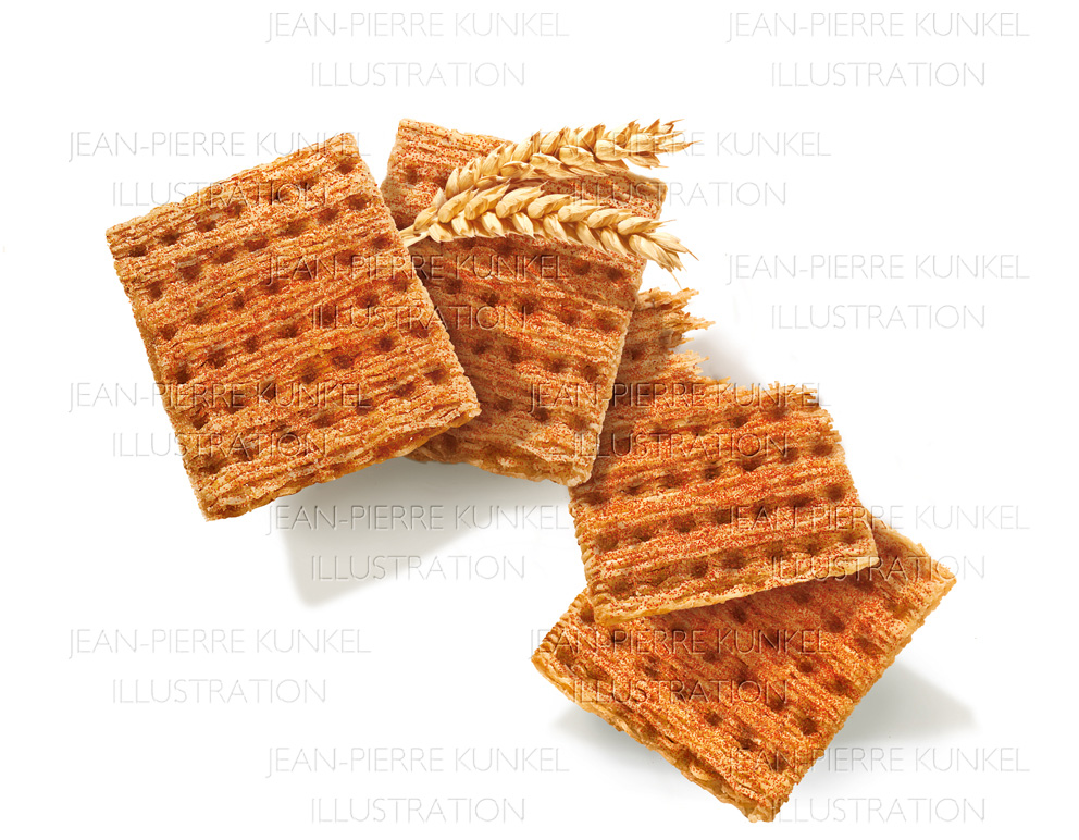 Paprika Cracker