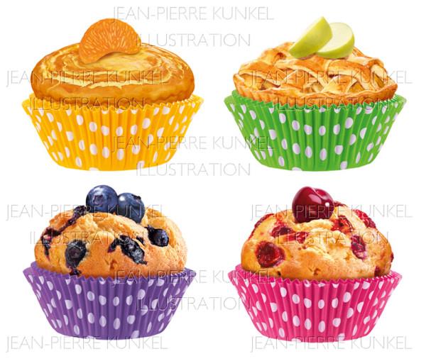 Muffin-Törtchen
