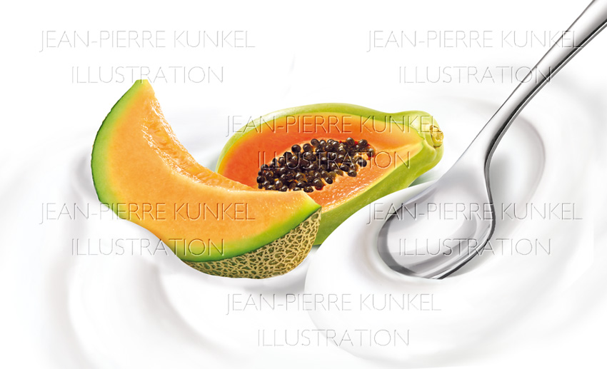 Papaya Melone