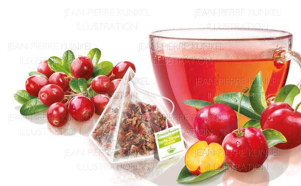 Früchtetee 4