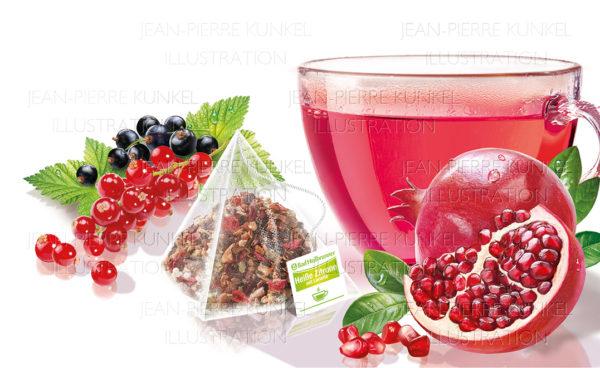 Früchtetee 1