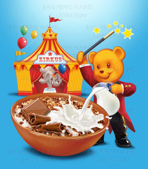 Schokomüsli-Bär