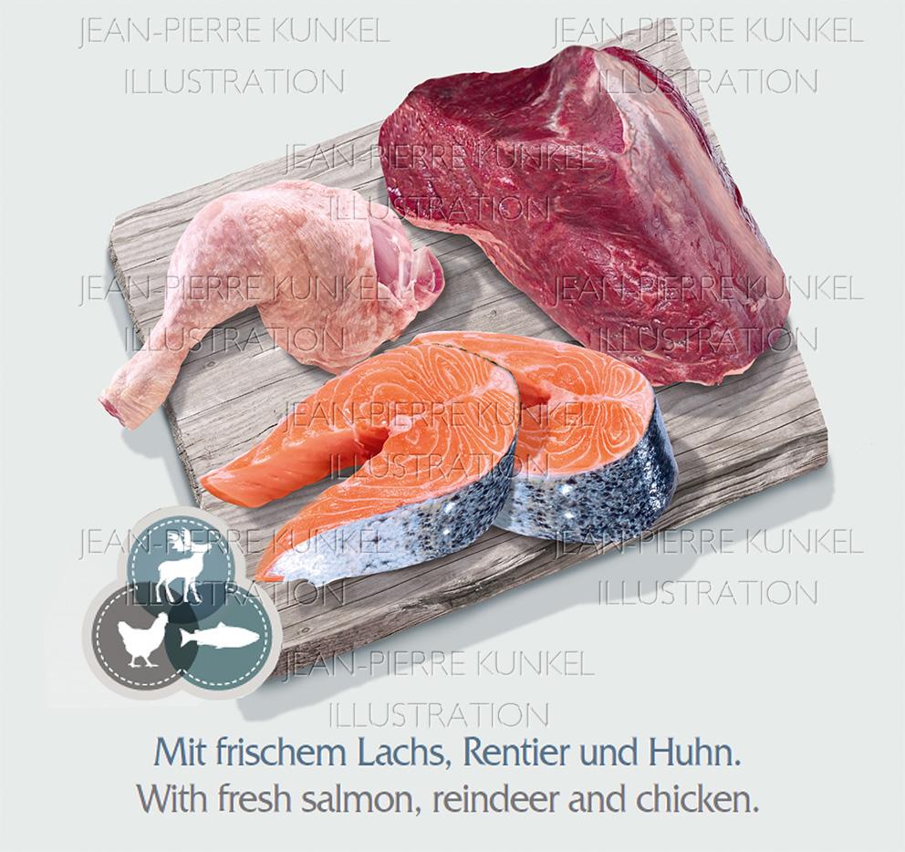 Produktbild Fleisch und Fisch 1