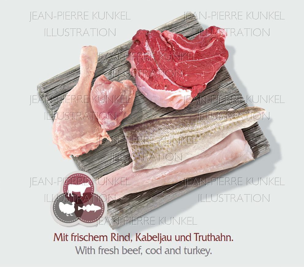 Produktbild Fisch und Fleisch 2