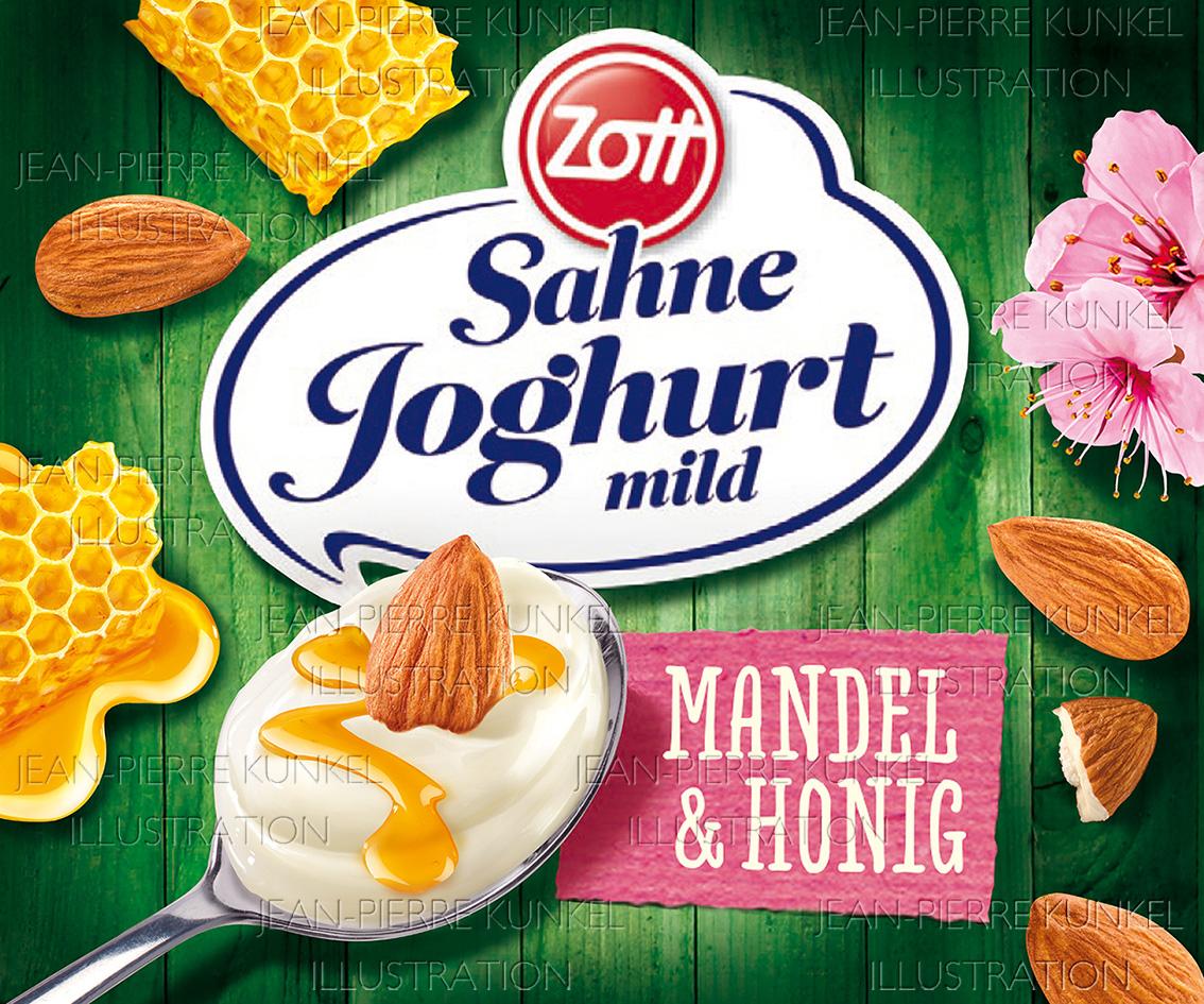 Mandel-Honig