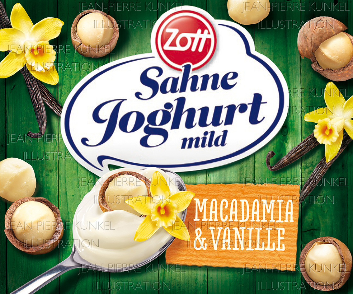 Vanille-Macadamia