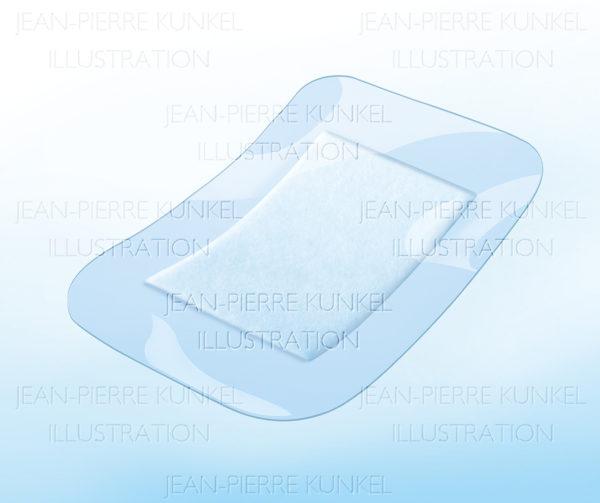 Aqua Pflaster